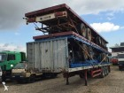 semirremolque Leciñena SRG 3ED 3 AXLE TRAILERS 5 PIECE PAKKAGE FULL STEEL SUSPENSION