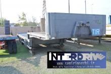 Michieletto semrimorchio carrellone collo d'oca ribassato usato semi-trailer