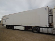 Cafrime mono temperature refrigerated semi-trailer