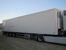 used SOR multi temperature refrigerated semi-trailer