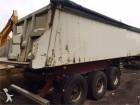 used Kempf tipper semi-trailer