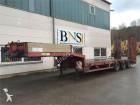 TSR Es-ge 3-Achs Tieflader **Bj 2001/Luftfederung** semi-trailer