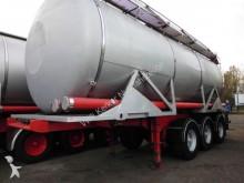 used Schrader tanker semi-trailer