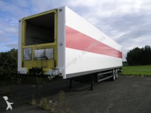 used Kögel insulated semi-trailer