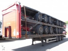 semirimorchio Teloni scorrevoli (centinato alla francese) Schmitz Cargobull usato