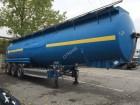 used Magyar oil/fuel tanker semi-trailer
