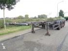 semirremolque Van Hool 20/30 FT Tank Chassis / SAF / 2 Lift Axles / NL