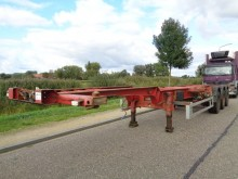 used Schmitz Cargobull container semi-trailer