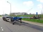 semirremolque Van Hool Chassis / Extendable / Discbrakes / Lift Axle