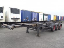 Desot ADR, BPW+schijf, 20FT/30FT, 2x liftas semi-trailer