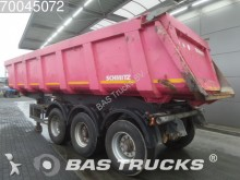 semi remorque Schmitz Cargobull SKI 26m3 Liftachse 24