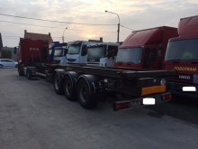 Metaco SD3341 semi-trailer