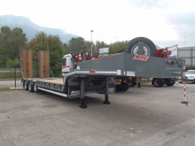 new Castera heavy equipment transport semi-trailer
