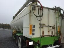 semirremolque cisterna Ecovrac usado
