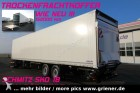used Schmitz Cargobull box semi-trailer