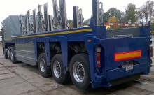 used Burg other semi-trailers