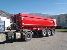 new Schmitz Cargobull half-pipe semi-trailer