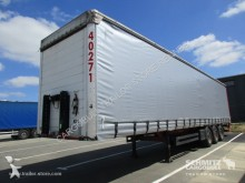 used Kögel tautliner semi-trailer