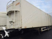 used Fruehauf moving floor semi-trailer