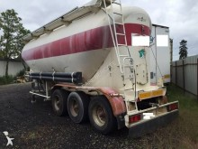 used Spitzer powder tanker semi-trailer
