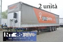 semi remorque Schmitz Cargobull S 01 semirimorchio centinato spondato adr sponde usato