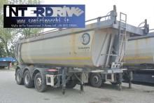 semi remorque Cargotrailers semirimorchio vasca ribaltabile 26mc usato