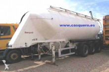 used Baryval powder tanker semi-trailer