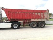 used Carsul half-pipe semi-trailer