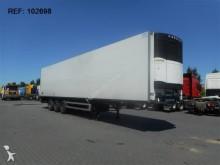 Van Eck UT-3 CARRIER FRIGO APK/TUV 04/2017 semi-trailer