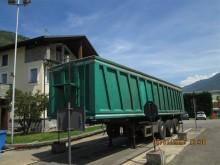 used benne à ferraille semi-trailer