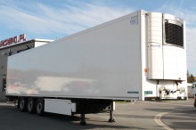 used Krone mono temperature refrigerated semi-trailer