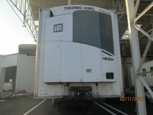used Samro mono temperature refrigerated semi-trailer