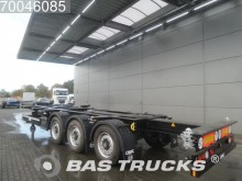 Cimc Ausziebar Extending-Multifunctional-Chas Lift semi-trailer