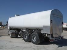 semirimorchio cisterna trasporto alimenti Magyar usato