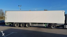 used Trailor mono temperature refrigerated semi-trailer