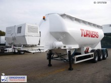 semirremolque Feldbinder Bulk tank alu 35 m3 / 1 comp
