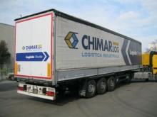 semirimorchio Schmitz Cargobull 13,60 CENTINATO CON SPONDE