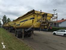 semi remorque Schmitz Cargobull SKI 18 Kippauflieger 2Achse / Deutsch./ 32500 Kg