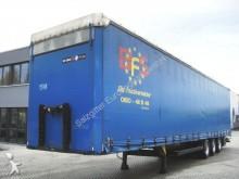 used Kögel tarp semi-trailer