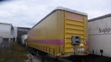 used GT Trailers tautliner semi-trailer