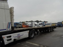 used Kögel flatbed semi-trailer