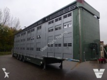 Michieletto 3 deks vee trailer semi-trailer