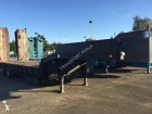 used Castera heavy equipment transport semi-trailer