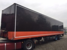 used Pacton box semi-trailer