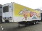 used Kögel refrigerated semi-trailer