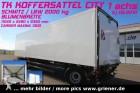 semi remorque Schmitz Cargobull SKO 10 / CITY TK KOFFER LBW /TRIDEC / CARR 1300