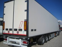 used Margaritelli mono temperature refrigerated semi-trailer