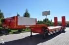ADR ATT PLATAFORMA BAJA semi-trailer