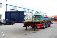 semirimorchio trasporto macchinari Krone