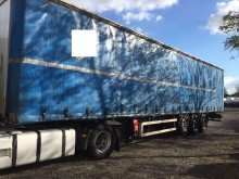 used Trailor sliding tarp system tarp semi-trailer